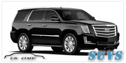 SUV for hire in Colorado Springs