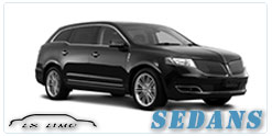 Luxury sedan service Colorado Springs, CO