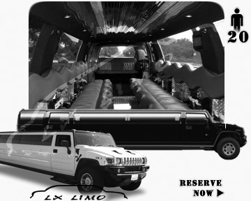 hummer H2 SUV Limo in Colorado Springs, CO