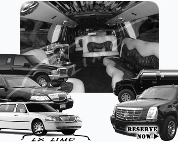 Colorado Springs Stretch Limos for rental