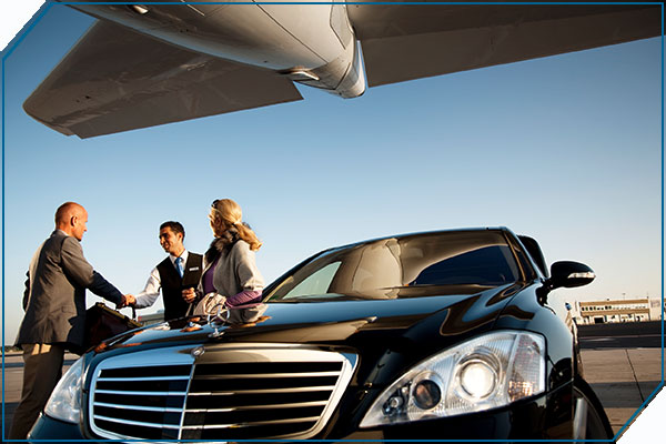 Colorado Springs airport car service