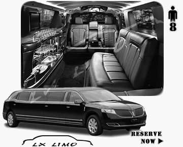 Stretch Limo for hire in Colorado Springs