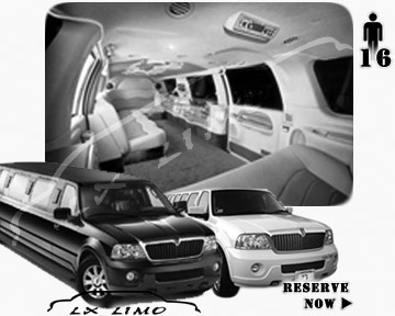 Navigator SUV Colorado Springs Limousines services
